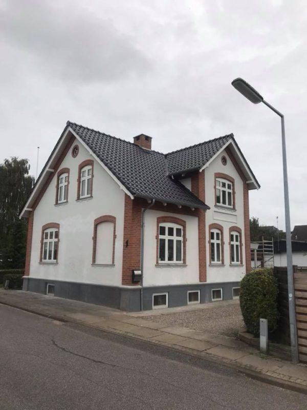 Tagrenovering Bertel Holts vej, Nørresundby